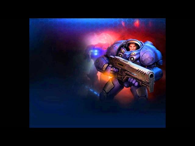 StarCraft 2: Реплики Морпеха