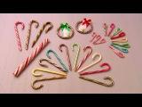 Как делают новогодние конфеты?