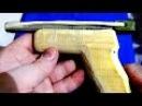 Как сделать самодельный пистолет для детей своими руками в домашних условиях из подручных средств