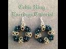 Celtic Ring Earrings