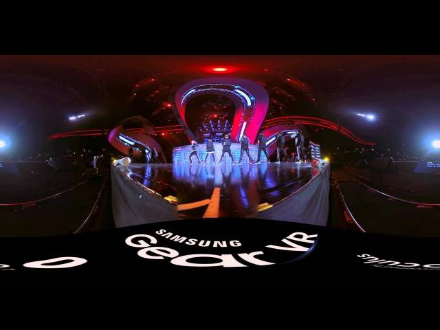 [RAW|YT][04.05.2016] MONSTA X - Trespass [2015 MAMA 360VR]
