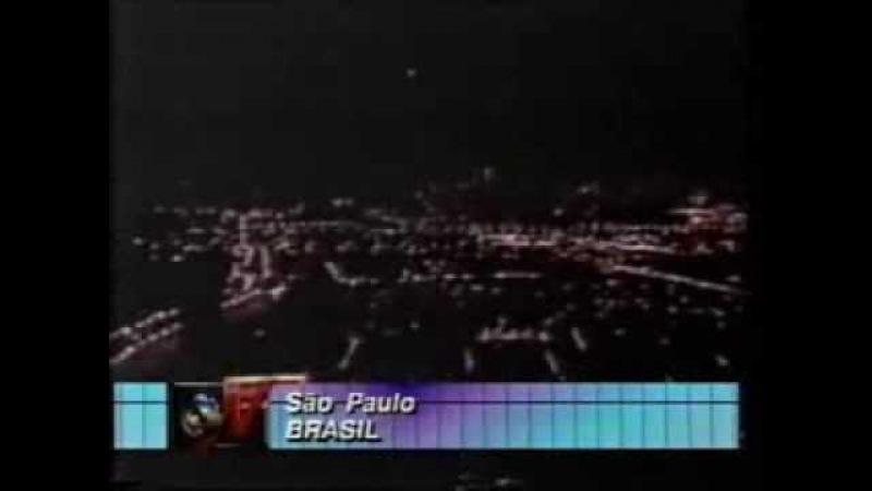 A Noite dos Óvnis no Brasil Data 25 05 1986