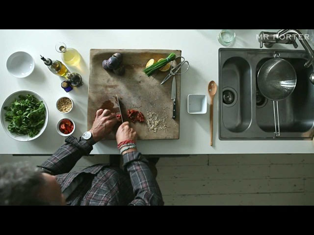 The Way I Cook Mr Damon Brandt | MR PORTER