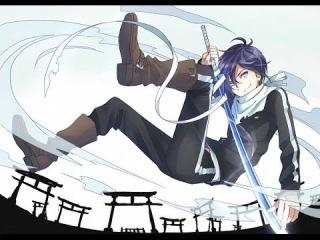 Бездомный Бог 2 сезон 7 серия Noragami Aragoto