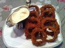 Закуска Луковые Кольца в Кляре/Fried Onion Rings/Очень Простой Рецепт(Быстро и Вкусно)