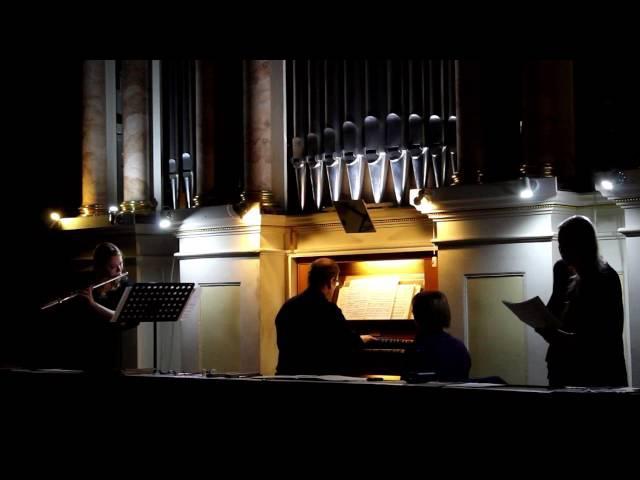 J.S.Bach Easter Oratorio . Seele, deine Specereien . ария из Пасхальной оратории, BWV 249