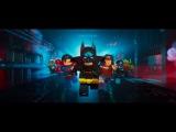 Лего Фильм: Бэтмен/ The Lego Batman Movie (2017) Тизер-трейлер