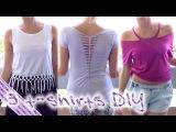 DIY 3 t-shirts