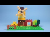 Lego Windmill Building Instructions - Lego Classic 10696