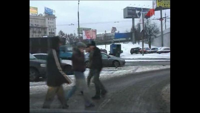 Городские Джунгли Москва(от Цветного бульвара