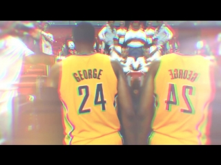 Paul George over LeBron James UBM _ Kirillhant