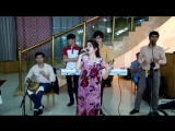 Nigora Kholova-tuyena Нигора Холова- суруди туена - YouTube