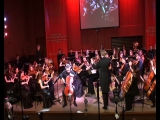 А. Дворжак. Концерт для виолончели №2. 2 и 3 часть. Исполняет Георгий Юфа. 19 марта 2016г.