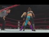 Бэйли против Саши Бэнкс против Даны Брук - Ро от 13 сентября