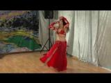 Artemis and arabian Live-Musik to Akkordeon Baladi 22.10.11