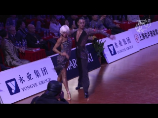 Goffredo - Matus, MDA ¦ 2015 GS Final Latin R1 S ¦ DanceSport Total