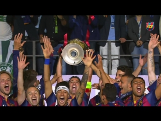 Барселона у 2015 році FCB2015 - FC Barcelona review of the year 2015