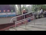 Дикие танцы самой преданной поклонницы Кристины Орбакайте