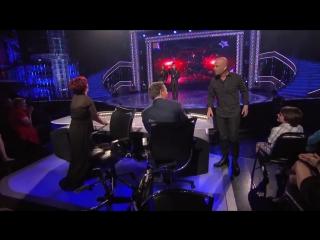 Очень страшная иллюзия на шоу талантов! Жюри сильно испугались!