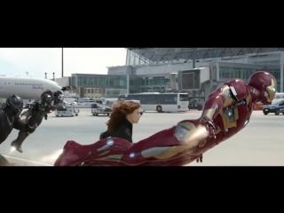 Captain America- Civil War - TV Spot #32 Spider-Man is a Fan