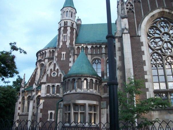 Храм Святой Ольги и Елизаветы
