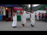 танец сиртаки 1 отряд олимпийские игры 1 смена 2016