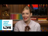 Zac Efron And Beth Behrs's Acting Camp Connection WWHL