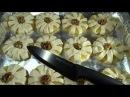 ананасовые хризантемы видеорецепт