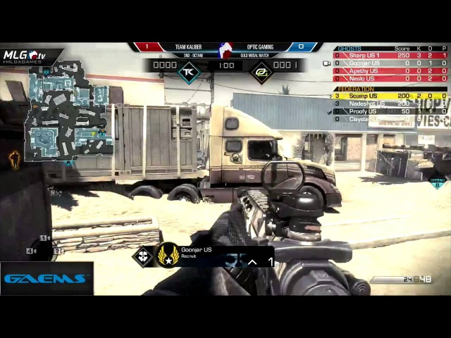 Nadeshot SD Ace vs TK -Gold Medal Match- -Game 2 MLG XGames 2014-