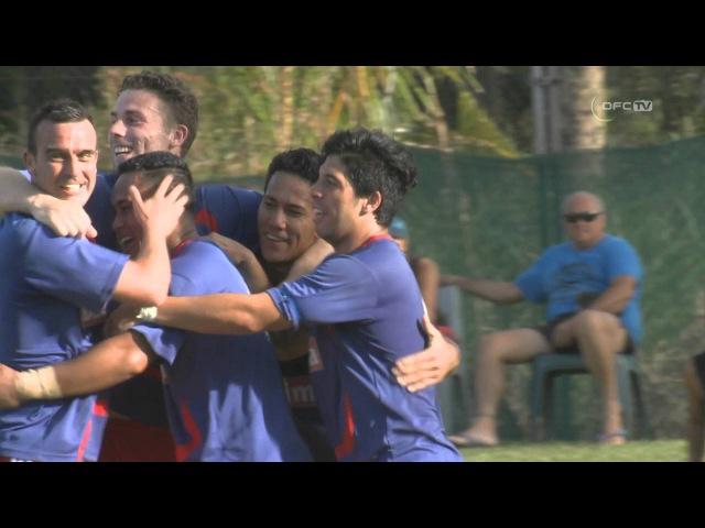 2016 OFC Champions League Preliminary | Tupapa Maraerenga FC v Kiwi FC - Highlights