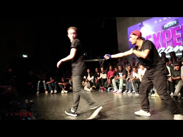 Waydi vs Majid @ Expert Game Battle 2015 Full Video | DANCCCE