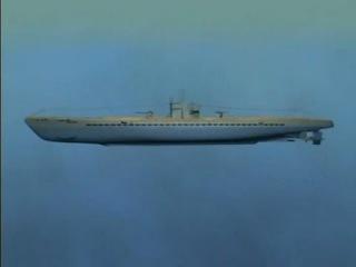 Пропавшая гитлеровская подводная лодка U-869