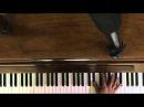 말 설명) 피아노를 혼자 배우시는 분들을 위한 손가락 주법 설명