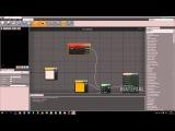 Подсвечивание рамкой вокруг объекта при наведении на него в Unreal Engine