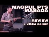 Airsoft MAGPUL PTS Masada AKM review