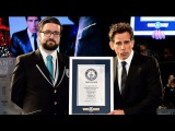 Ben Stiller sets new Guinness World Record at Zoolander 2 premiere. Any guesses what for?