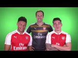 Emirates | Arsenal | Czech Republic contest | Bloopers
