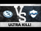 Ultra kill! by Arteezy vs MVP Phoenix  The Shanghai Major