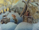 Падал прошлогодний снег. (1983).