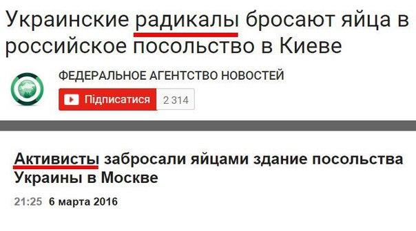 Москвичка устроила одиночный пикет возле Госдумы с требованием освободить Савченко - Цензор.НЕТ 5166