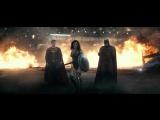 Трейлер №2. Бэтмен против Супермена: На заре справедливости (2015) |Дубляж|