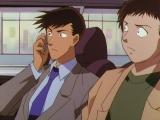 Detectiu Conan - 254 - La història d'amor dels inspectors de la comissaria central 4 (2ª part)