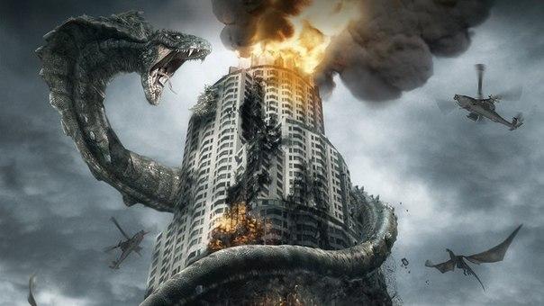 атака титанов фильм первый жестокий мир