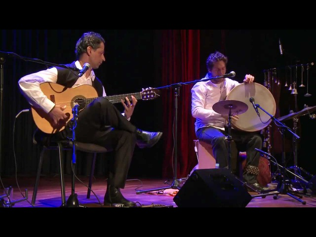Duets- Itamar Erez and Yshai Afterman live- Desert Song