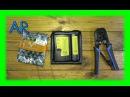 Кримпер и кабельный тестер RJ 45 USB Обжим витой пары и тестирование