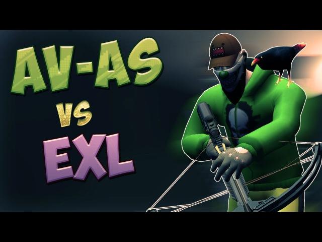 AV-AS vs exL