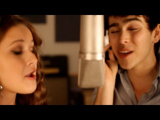 We Are Young - Fun. (Savannah Outen Max Schneider Acoustic Cover)