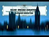 Edward Elgar's Enigma Variations BBC Symphony Orchestra, Leonard Bernstein