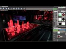 Unreal 4 Holographic Shader Tutorial SciFi scene Part 1