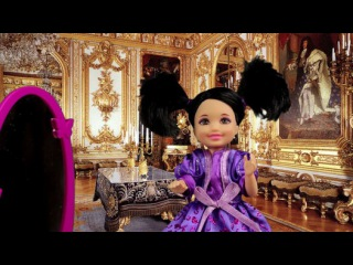 Куклы Барби Лиза стала Принцессой мультик с игрушками игры для девочек 1 часть - Видео Dailymotion